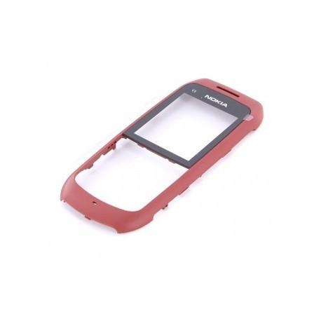 Nokia C1-00 Obudowa przednia czerwona ORYGINALNA RED