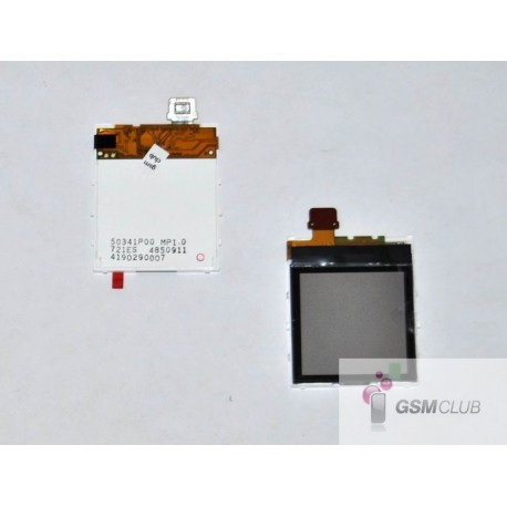 Nokia 3220 6020 6021 7260 Wyświetlacz LCD ORYGINALNY