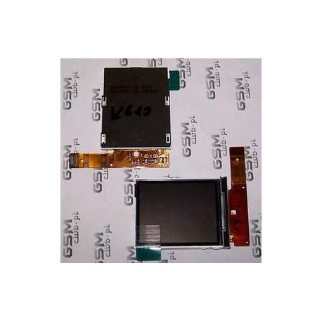 Sony Ericsson K610i Wyświetlacz LCD
