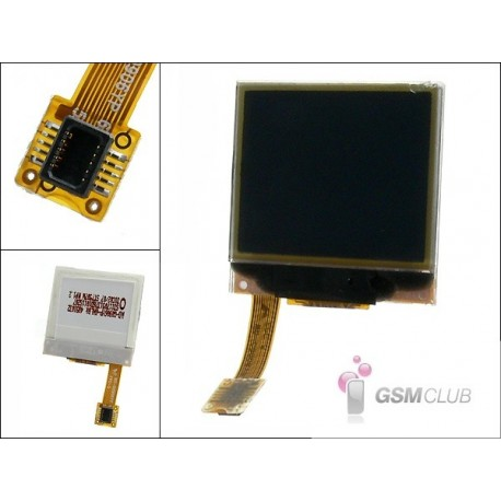 Nokia 2660 3555 2760 wyświetlacz LCD mały ORYGINALNY
