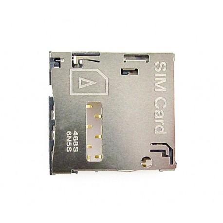 HTC DESIRE 300 301E 500 600 złącze sim ORYGINALNE