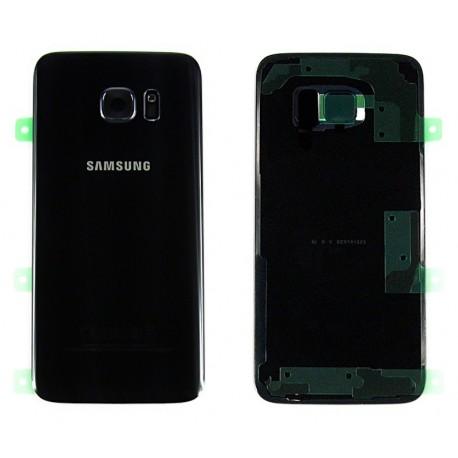 Samsung SM-G935F GALAXY S7 EDGE Klapka czarna BLACK ORYGINALNA