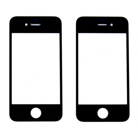 iPHONE 4G 4S Szybka BLACK