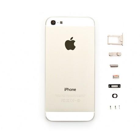 iPHONE 5 Obudowa tylna Złota