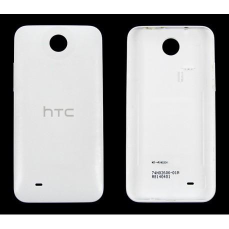 HTC DESIRE 300 301E Klapka Biała ORYGINALNA