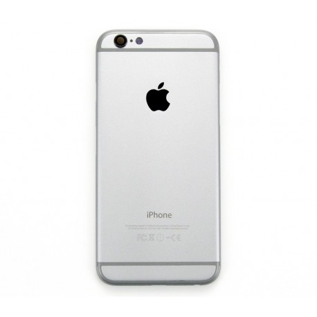 iPHONE 6 4.7'' Obudowa tylna czarna / szara