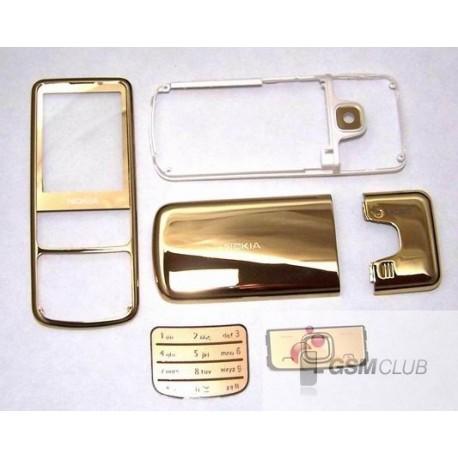 Nokia 6700 Classic Obudowa Złota Zestaw