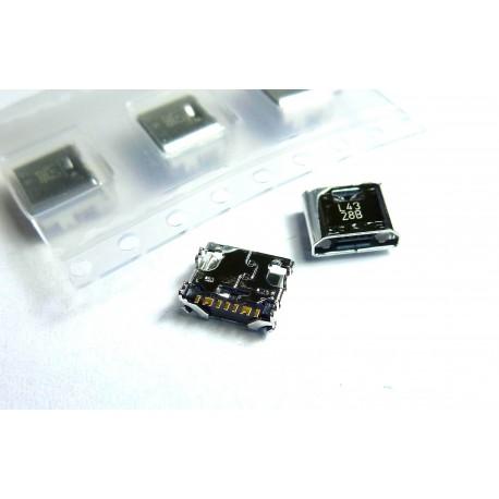 Samsung złącze microusb i9060 i9082 i9152 SM-T110 G360 G361 ORYGINALNE