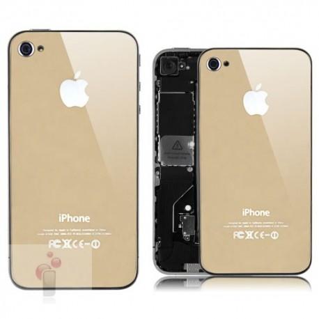 iPHONE 4S Klapka tylna Złota