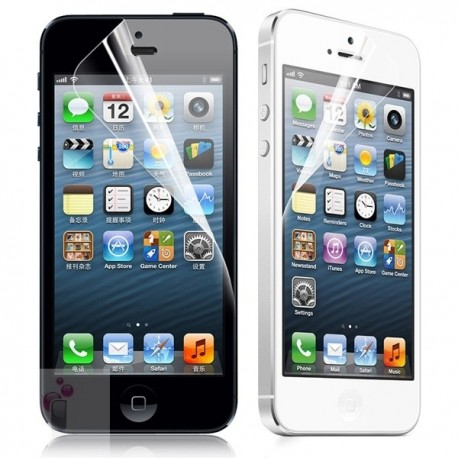 iPHONE 5 5S 5C 5SE PROTECTOR FOLIA NA LCD