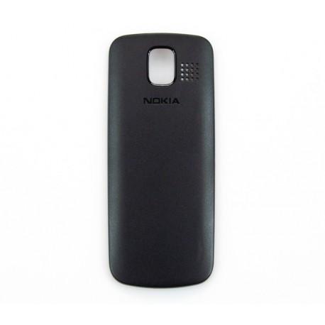 Nokia 109 SS Klapka Czarna ORYGINALNA BLACK SS