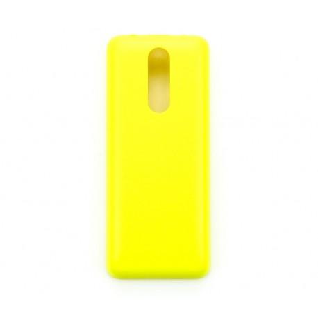 Nokia 108 Klapka Żółta ORYGINALNA YELLOW