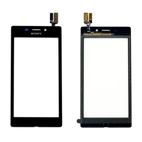 Sony Xperia M2 AQUA DUAL D2403 D2406 DIGITIZER czarny