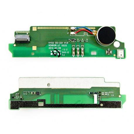 Sony Xperia M2 DUAL D2302 D2303 D2305 D2306 S50H Płytka z mikrofonem ORYGINALNA