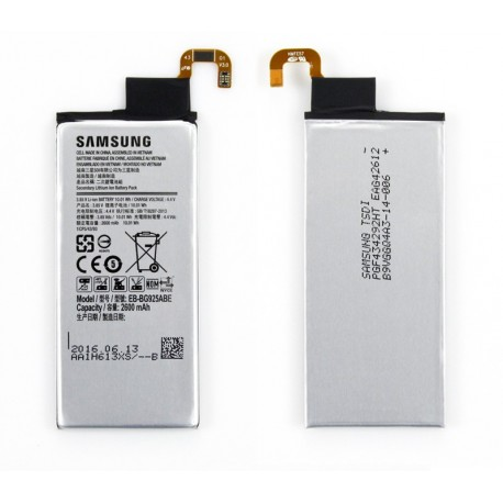 Bateria Samsung SM-G925F GALAXY S6 EDGE EB-BG925ABE ORYGINALNA