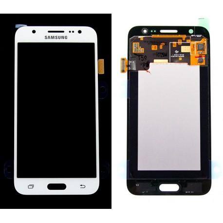 Samsung SM-J500F GALAXY J5 Wyświetlacz LCD + DIGITIZER ORYGINALNY WHITE