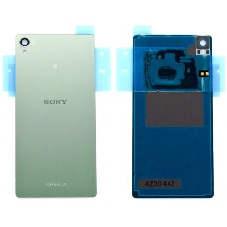 Sony Xperia Z3 D6603 D6643 D6653 Klapka srebrna ORYGINALNA SILVERGREEN