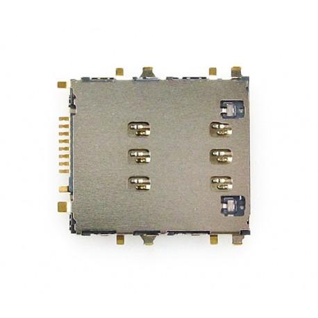 Samsung złącze karty SIM P5200 P5210 T311 T325 T535 T705 ORYGINALNE