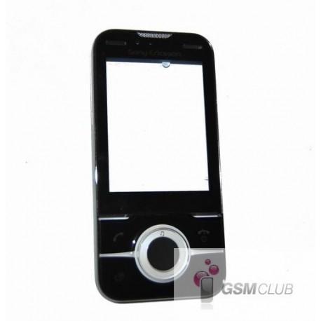 Sony Ericsson U100i YARi Obudowa przód Czarna ORYGINALNA