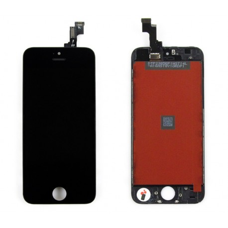 iPHONE 5SE Wyświetlacz LCD + DIGITIZER czarny