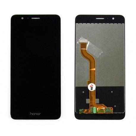 HUAWEI HONOR 8 Wyświetlacz LCD ORYGINALNY + DIGITIZER czarny