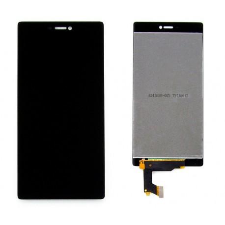 HUAWEI P8 ASCEND Wyświetlacz LCD ORYGINALNY + DIGITIZER czarny