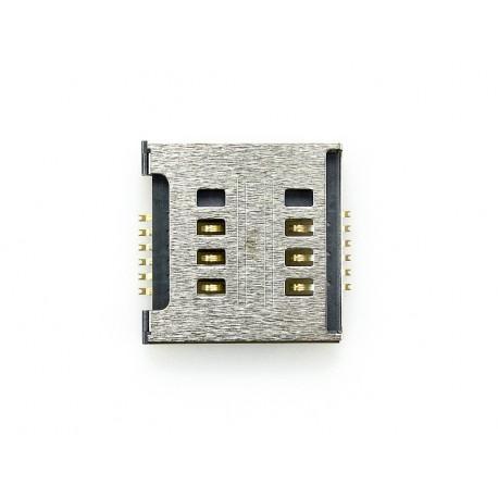 LG Złącze karty SIM D686 G PRO LITE DUAL D410 L90 DUAL SIM ORYGINALNE