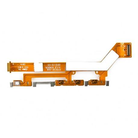 Sony Xperia M2 DUAL D2302 D2303 D2305 D2306 S50H Taśma przycisków bocznych