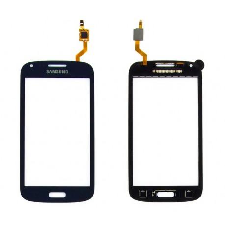 Samsung i8260 GALAXY CORE DIGITIZER granatowy z taśmą klejącą SS