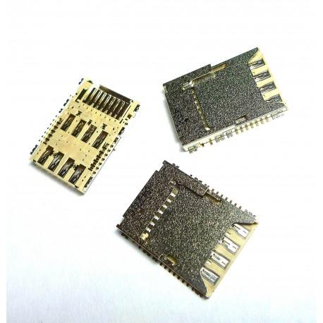 Samsung Złącze karty SIM i pamięci SM-G900F GALAXY S5 G530 G360 G901 G355 G360 J100 G531 i9301 ORYGINALNE