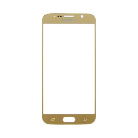 Samsung SM-G920F GALAXY S6 Szybka GOLD