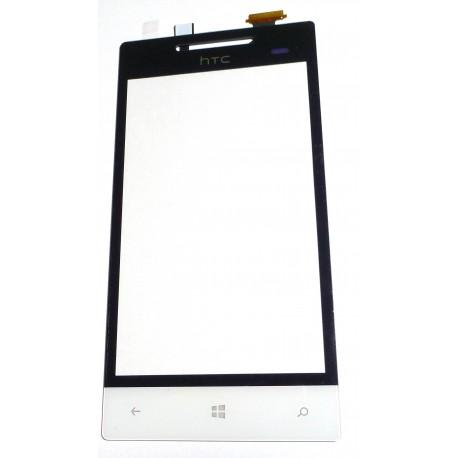 DIGITIZER HTC 8S ORYGINALNY WHITE