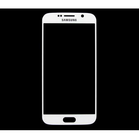 Samsung SM-G920F GALAXY S6 Szybka WHITE