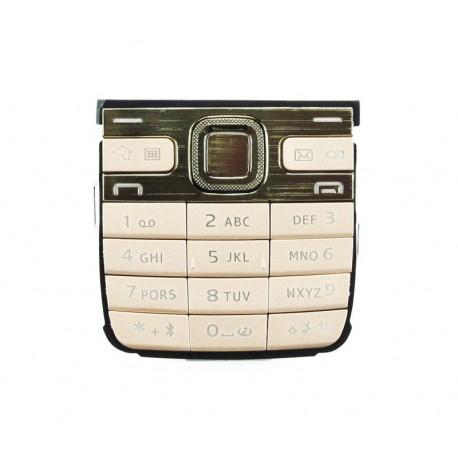 Nokia E52 Klawiatura Złota