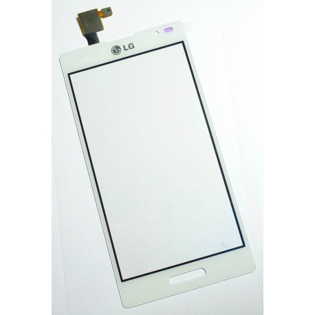 LG L9 P760 SWIFT DIGITIZER biały
