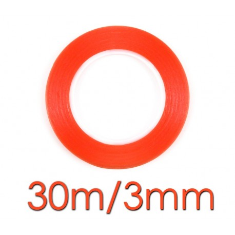 Taśma do mocowania digitizera UNIWERSALNA 30metrów 3mm