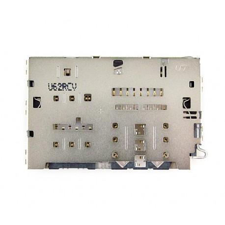 Samsung Złącze karty SIM i pamięci SM-A510 A310 GALAXY A3 A5 J530 J730 ORYGINALNE