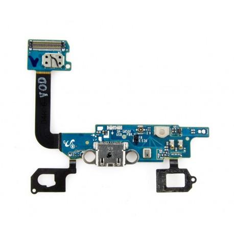 Samsung SM-G850F GALAXY ALPHA Taśma z mikrofonem i złączem microusb ORYGINALNA