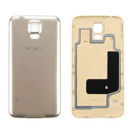 Samsung SM-G903F GALAXY S5 NEO Klapka złota ORYGINALNA GOLD