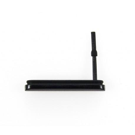 Sony Xperia M4 AQUA E2303 E2306 E2353 DUAL E2312 E2333 E2363 Zaślepka karty SIM ORYGINALNA BLACK SS