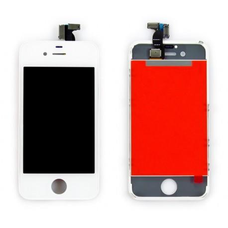 iPHONE 4G Wyświetlacz LCD + DIGITIZER biały
