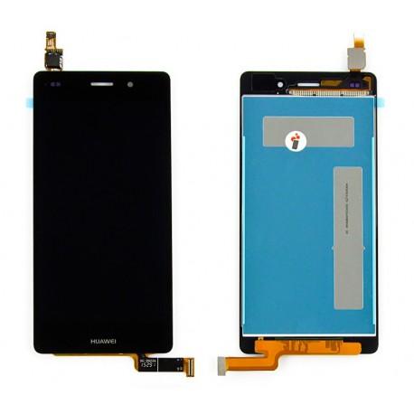 HUAWEI P8 LITE ALE-L21 Wyświetlacz LCD ORYGINALNY + DIGITIZER czarny