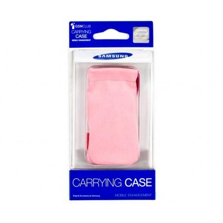 Kabura SAMSUNG EF-C888PPECSTD Różowa ORYGINALNA BLISTR