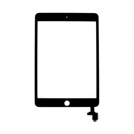 iPAD MINI 3 DIGITIZER czarny A1599 A1600