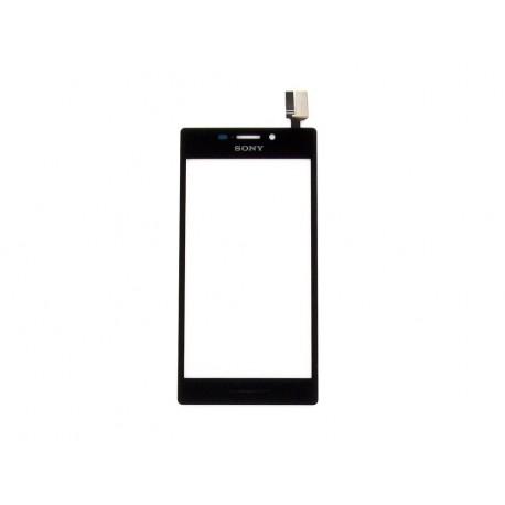 Sony Xperia M2 DUAL D2302 D2303 D2305 D2306 S50H DIGITIZER czarny
