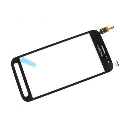 Samsung SM-G390F Galaxy Xcover 4 DIGITIZER szary / czarny BLACK