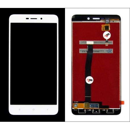 XIAOMI REDMI 4A Wyświetlacz LCD + DIGITIZER ORYGINALNY WHITE