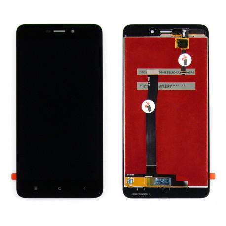 XIAOMI REDMI 4A Wyświetlacz LCD + DIGITIZER ORYGINALNY BLACK