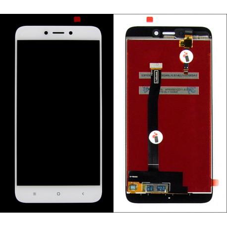 XIAOMI REDMI 4X Wyświetlacz LCD + DIGITIZER ORYGINALNY WHITE