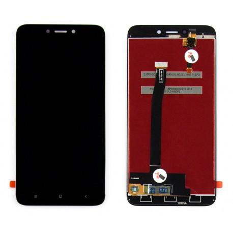 XIAOMI REDMI 4X Wyświetlacz LCD + DIGITIZER ORYGINALNY BLACK